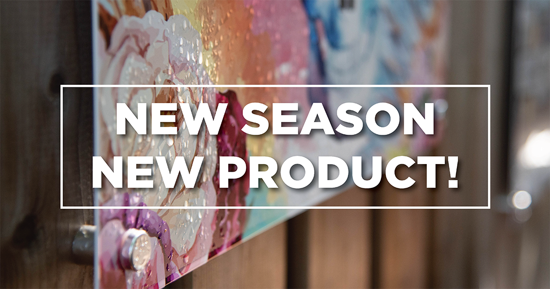 new season new produc